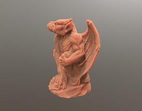 Gargoyle 3D printable model