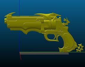 Maccree Vanhelsing Pistol Printable