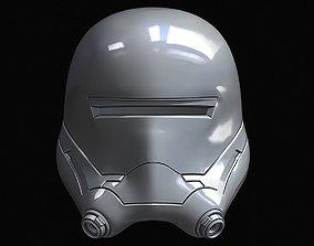 3D print model Star Wars Flame Trooper Helmet