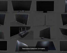 Televisions Collection 3D