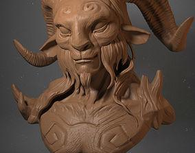 Fauno Pans Labyrinth 3D printable model
