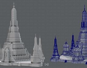 Wat Arun 3D