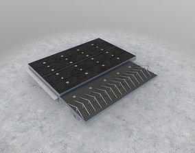 3D asset LIMC Hangar3