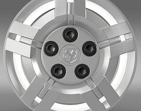 Ram Promaster rim 3D