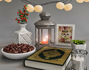 3D Ramadan Set