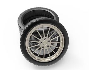 Car Tyer 3D
