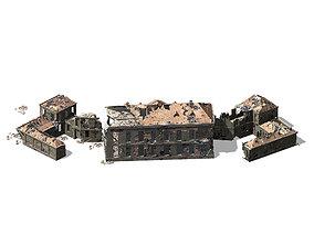 War-city-scars 05 3D