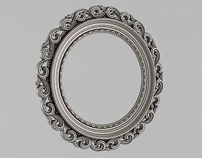 3D printable model 41 Frame for the mirror STL