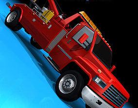 3D model Towtruck