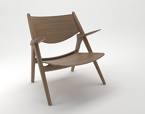 3D model Carl Hansen and Son Chair