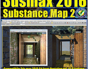 015 3ds max 2016 Substance Map volume 15 cd