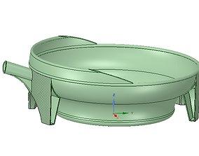Capacity for draining petrol diesel oil coolants 2