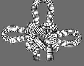 strap knot 3D model