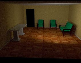 3D model On the Room