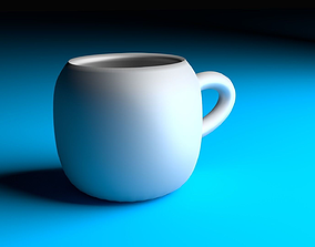first cup 3D