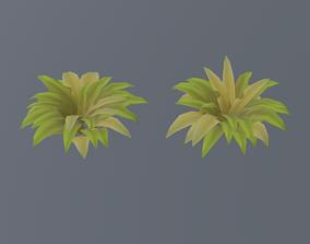 Foliage Low poly 3D model