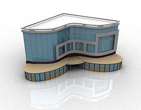 Building 3D model college