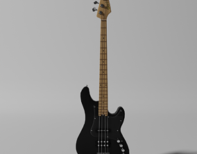 3D model Cort bass