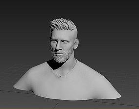 3D print model Leonel Messi