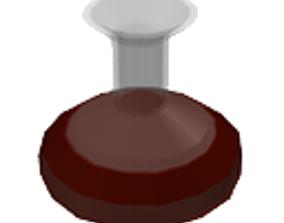 Wine carafe 3D