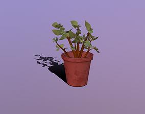 3D model Stylize-Pot-2