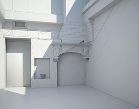 C4d scenes - House of Salento -Native C4d 3D model
