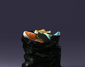 3D Garbage bag 0147