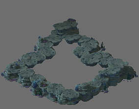 Game Model - Seabed Cliff 1