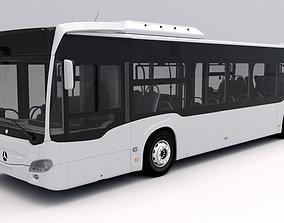 3D model interior Mercedes Benz Citaro