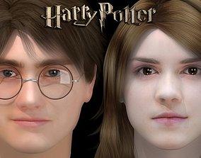 3D model Harry Potter