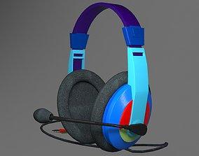 3D Music Headphone VR / AR ready