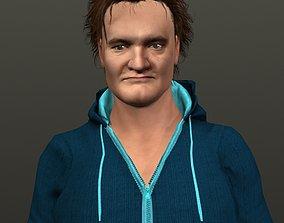 3D asset Quentin T