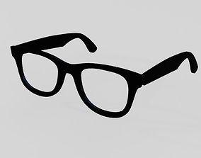 3D model glassess