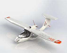concept Icon A5 3D model