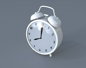 3D model A mecanical alarm clock