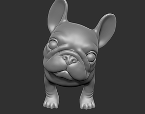 3D print model Question French Bulldog