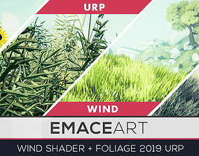 3D asset Stylized Vegetation Grass and Flower Pack URP 2