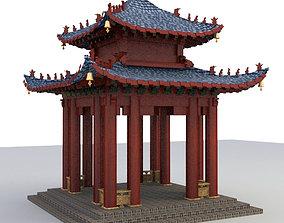 3D model JAPAN BUILD HOUSE