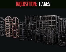 Inquisition - Cages 3D asset