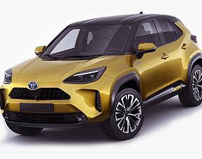 Toyota Yaris Cross Hybrid 2021 3D