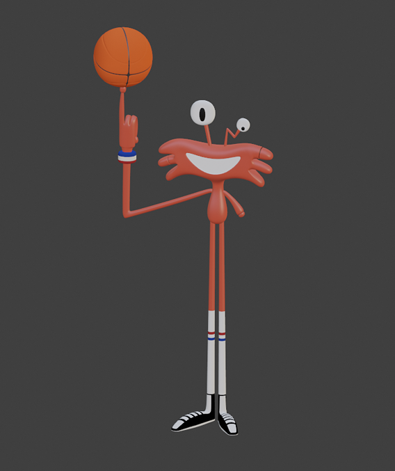 Wilt  from Fosters Home For Imaginary Friends