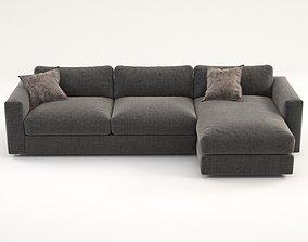 3D model Dement sofa 2