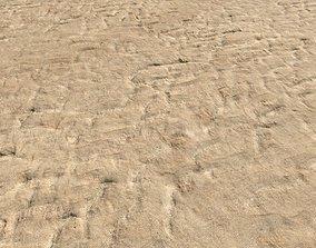 3D model Desert Wasteland Ground PBR pack 9
