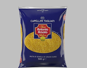 Spaghetti packet 3D model - 141