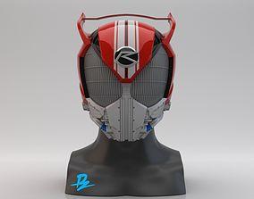 Kamen Rider Drive Type Speed 3D print model printable