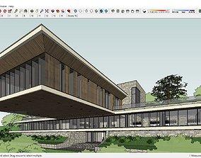 3D Sketchup 211 - Building club