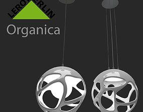 Leroy Merlin Lamp Organica Mantra 2018 3D