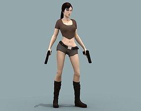 Lara Lara 3D model