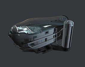 Medical camera 3D asset