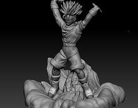 3D printable model Trunks GT